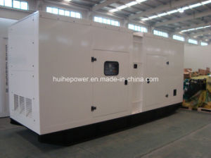 600kVA Diesel Genset with Perkins Engine of Silent Type
