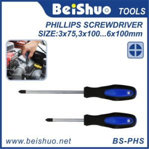 3mm 5mm Phillip Screwdriver Hand Tools for Repairing or Household pictures & photos