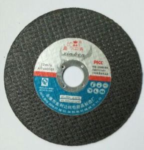 Cutting Wheel Supplier in China with MPa
