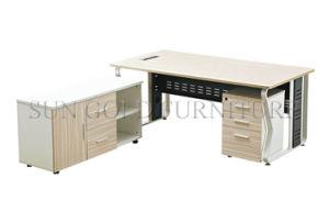 Modern Melamine Office Desk (SZ-OD080) pictures & photos