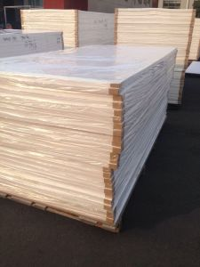 Hight Density PVC Foam Board Used for Cabinet pictures & photos
