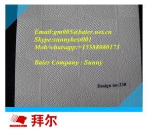 PVC Laminated Gypsum Ceiling Tile/Interior Ceiling Decoration/595*595*7mm/Design 238 pictures & photos