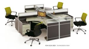Canton Office Cubicles Modern Design Workstaions pictures & photos
