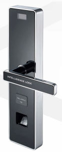 Fingerprint Lock for Security Door (V-FP8018) pictures & photos