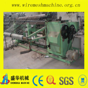 Twist Hexagonal Mesh Machine, Chicken Mesh Machine pictures & photos