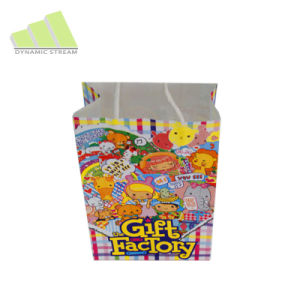 Printing Gift Paper Bag/ Gift Packaging Bag /Cardboard Folding Bag