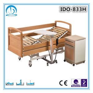 China Hot Sale Cheap Used Hospital Furniture Manufacturers China Home Care Bed Nursing Bed