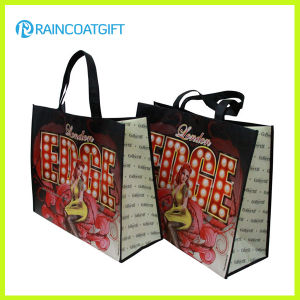 Rbc-143 Reusable Tote Lmaninated Non Woven Shopping Bag pictures & photos