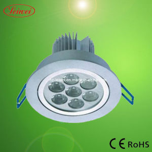 7*1W LED SMD Chip Ceiling Lamps pictures & photos