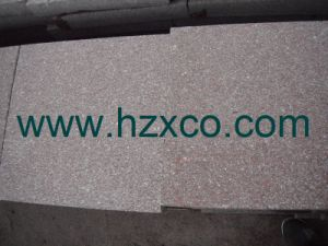 Granite Slab Tilered Granite Stone Shouning Red Granite for Floor pictures & photos