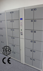 Coin Type IC Card Electronic Locker pictures & photos