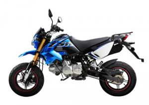 Street Running Motorcycle Rapido Rk125gy Motorcycle