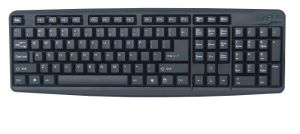 High Quality Keyboard PC, USB or PS2 Port Available (KB-051) pictures & photos