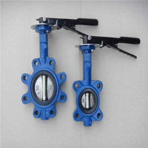 Stainless Steel Wafer Type Butterfly Valve pictures & photos