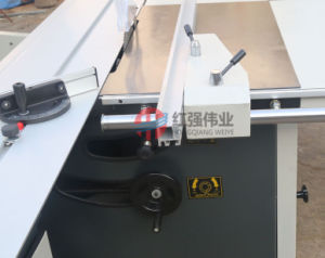 Woodworking Machine Cutting Saw Wood for Sliding Table Panel Saw pictures & photos