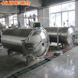 Automatic Sterilizer Retort for Sale pictures & photos