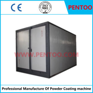 Powder Cure Oven with Heating System for Aluminum Profile pictures & photos
