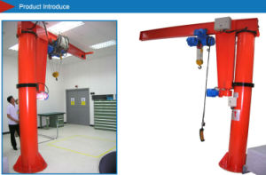 High Quality Mobile Jib Cranes pictures & photos
