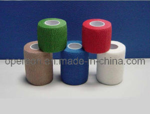 Non Woven Self Adhesive Bandage (OS2007) pictures & photos