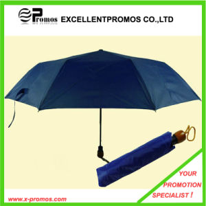 2014 Hot High Quality Promotion Gift 3 Folding Umbrella pictures & photos