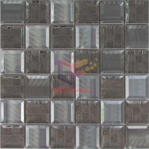 The Oracle Pattern Concave Stainless Steel Metal Mosaic (CFM905) pictures & photos