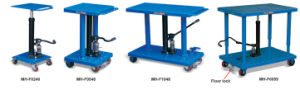 Hydraulic Lift Table (MH-F Series)