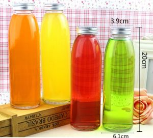 Wholesale Glass Drinking Bottle, Glass Container, Water Bottle pictures & photos