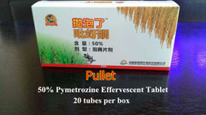 Pullet - 50% Pymetrozine Effervescent Tablet pictures & photos