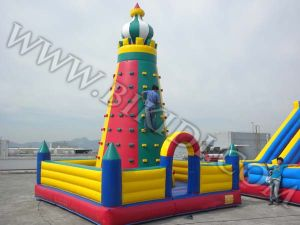 Inflatable Rock Climbing Sport Games (B6011) pictures & photos