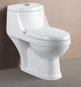 High Quality Cheap Price Modern Washdown One Piece Toilet Bowl
