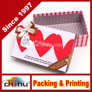Custom Cardboard Gift Box (1284) pictures & photos
