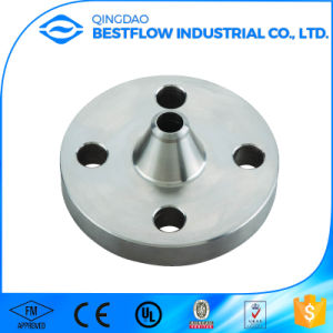 Forged Carbon Steel and Stainless Steel Threaded Pipe Flange Catalog pictures & photos