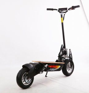 Electric Scooter Green 01-48V 1300watt Big-Turbo pictures & photos