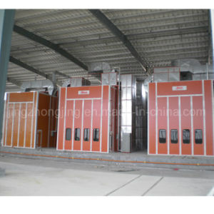 Passanger Spray Booth for 18000*5000*5000 (JZJ-FB-18) pictures & photos