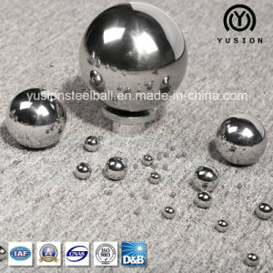 "40mm 1 5/8"" G40 AISI 52100 Chrome Steel Ball for Slewing Ring Bearing/Roller Bearing/Wheel Excavators pictures & photos"