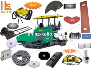 Kaito Wear Resistant Spares Vogel Asphalt Paver pictures & photos