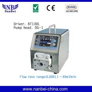 CE Confirmed Peristaltic Pump with Full Models to Choose pictures & photos