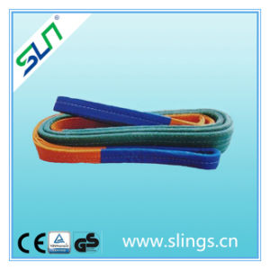 Safety Factor 7 Polyester Synthetic Flat Web Sling pictures & photos