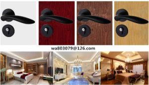 Luxury Split Mortise Lock, Door Lock, Wooden Door Lock, Zinc Alloy Lock, Brass Door Lock, Al1011 pictures & photos