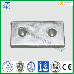 Manufacturer of Zinc Alloy Anodized Anode