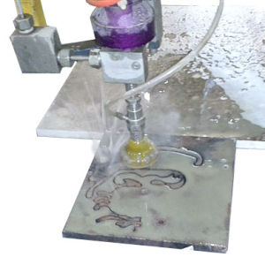 CNC Waterjet Cutting Machine (YD-2515)