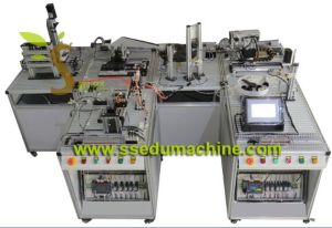 Mechatronics Training Workbench Mechatronics Trainer Mps Educational Equipment pictures & photos