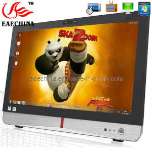 18.5 Inch I7 Desktop PC TV All in One with Infrared Touch Screen (EAE-C-T 1804) pictures & photos