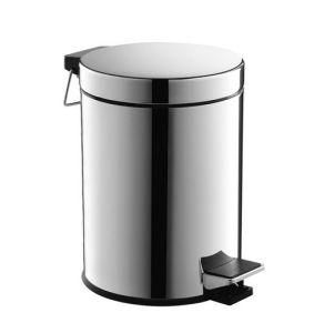 Stainless Steel Pedal Dustbin for Hotel Bathroom&Home pictures & photos