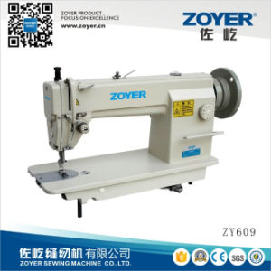 Zoyer Heavy Duty Big Hook Lockstitch Industrial Sewing Machine (ZY609) pictures & photos