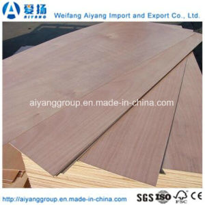 Poplar Core Commercial Plywood for Furniture in All Sizes pictures & photos