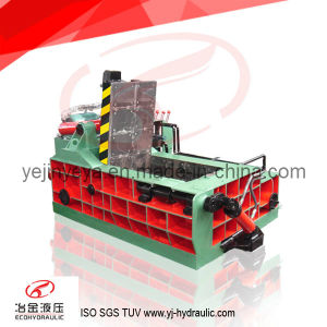 Hydraulic Baler for Metal Scraps (YDF-100A) pictures & photos