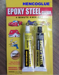 5 Minutes Transparent Clear Epoxy Glue pictures & photos