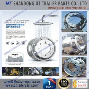 17.5′′ Forged Trailer Aluminum Wheel Rim European & American Type pictures & photos