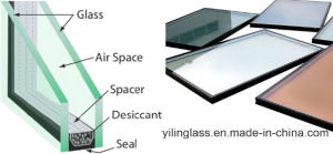Hollow Insulated Glass for Building pictures & photos